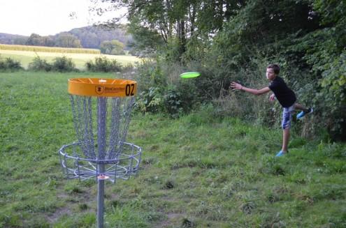 Foto: Disc-Golf, Südwestpresse