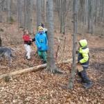 Foto Familienspaß Winterwunderwald