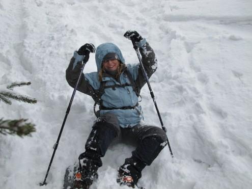 Lehrgang Schneeschuhwandern