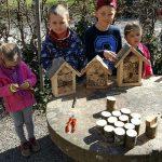 Bau eines Wildbienenhotels Gundelsheim