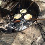 Cowboyfrühstück vom Grill