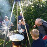 Kochen wie die Cowboys, Foto: U. Gohl