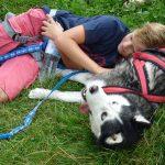 Husky Trekking- Foto N. Mündler