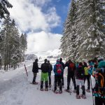 Lehrgang Schneeschuhwandern- Foto R. Kille