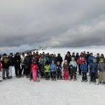 Schneeschuhwandern für die Familie- Foto R. Kille
